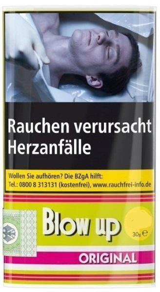 Blow Up Original Tabak 30g Pouch (Drehtabak / Feinschnitt)