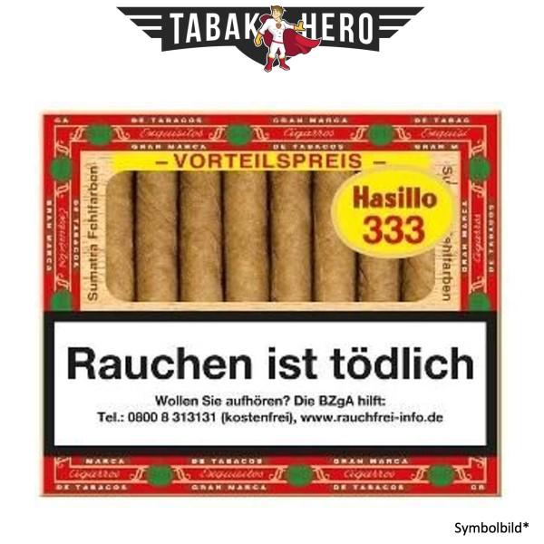 Hasillo FF 333 Sumatra (50 Zigarillos)