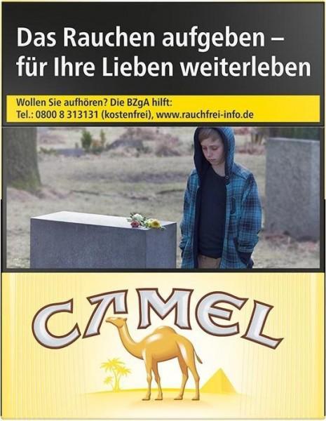 Camel Yellow XXXXL Zigaretten (34 Stück)
