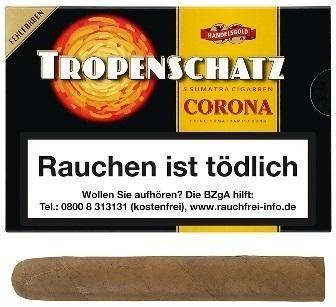 Tropenschatz 421 FF (5 Zigarren)