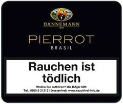 Dannemann Pierrot Brasil (10 Zigarillos)