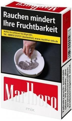 Marlboro Mix (Stange / 10x20 Zigaretten)