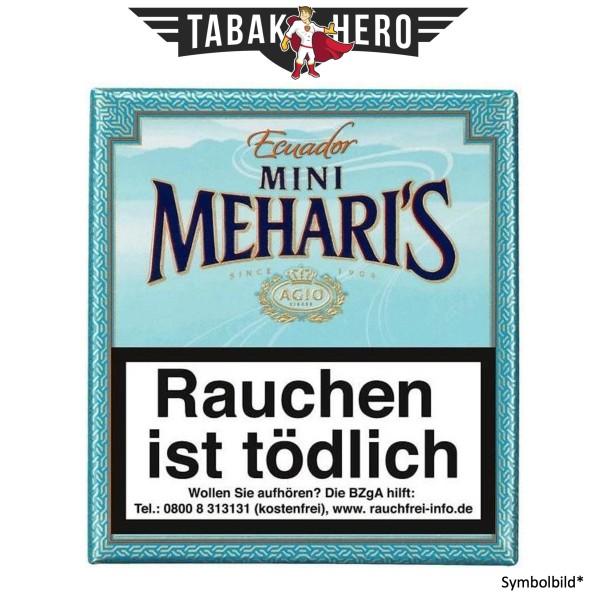 Meharis Mini Ecuador (10x20 Zigarillos)