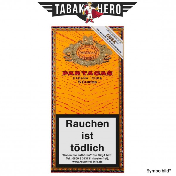 Partagas Chicos (10x5 Zigarillos)