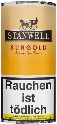 5x Stanwell Sungold (Vanilla) Tabak 40g Pouch (Pfeifentabak)