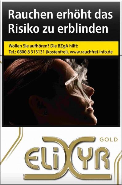 Elixyr Gold Zigaretten (22 Stück)