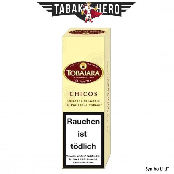 Tobajara Chicos sum (25 Zigarillos)