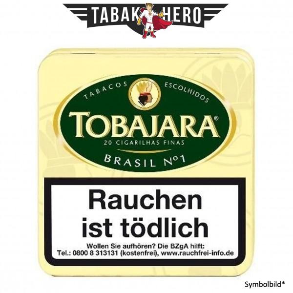 Tobajara No1 brs (10x20 Zigarillos)