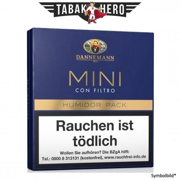 Dannemann Mini con Filtro 20 (20 Zigarillos)