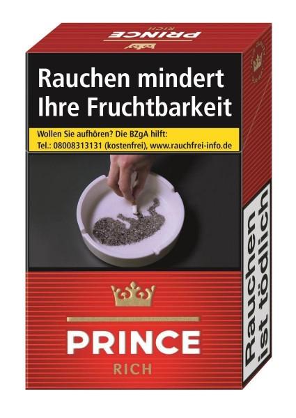 Prince Rich (Stange / 10x20 Zigaretten)