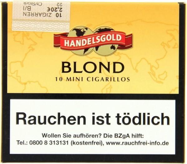 Handelsgold 261 Mini Blond (10 x 10 Zigarillos)