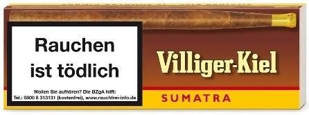 Villiger Kiel Sumatra (10 Zigarillos)