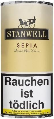 5x Stanwell Sepia (Honey & Caramel) Tabak 40g Pouch (Pfeifentabak)