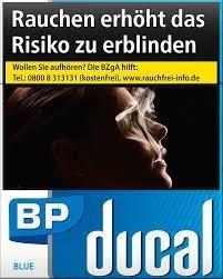 Ducal Blue (Stange / 8x22 Zigaretten)