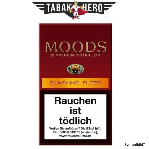 Dannemann Moods Sunshine (Sweet) 12 (12 Zigarillos)