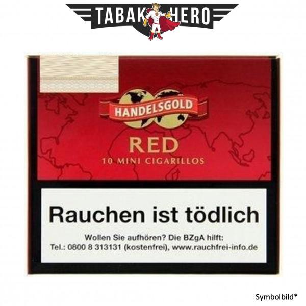 Handelsgold 263 Mini Red (10 Zigarillos)