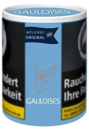 Gauloises Melange Tabak 100g Dose (Drehtabak / Feinschnitt)