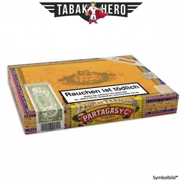 Partagas de Luxe A/T Tubos (10 Zigarren)