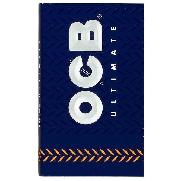 10 x 100 Blatt OCB Ultimate kurz Drehpapier/ Blättchen/ Zigarettenpapier