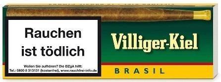 Villiger Kiel Brasil 307 (10 Zigarillos)