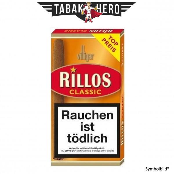 Villiger Rillos Classic 813 (20x5 Zigarillos)