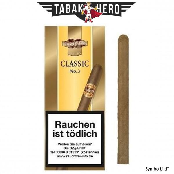 Handelsgold 461 Gold L. No3 Classic (5x5 Zigarren)