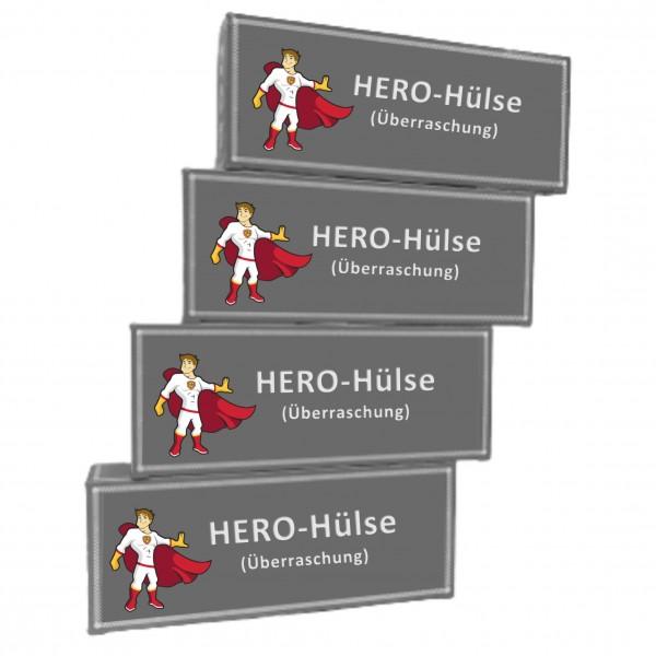 HERO H√úLSE (√úberraschung) 250 Hülsen/Packung