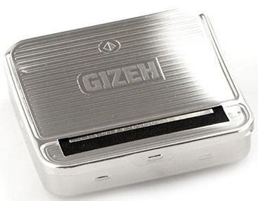 Gizeh Rollbox Wickler, Drehmaschine