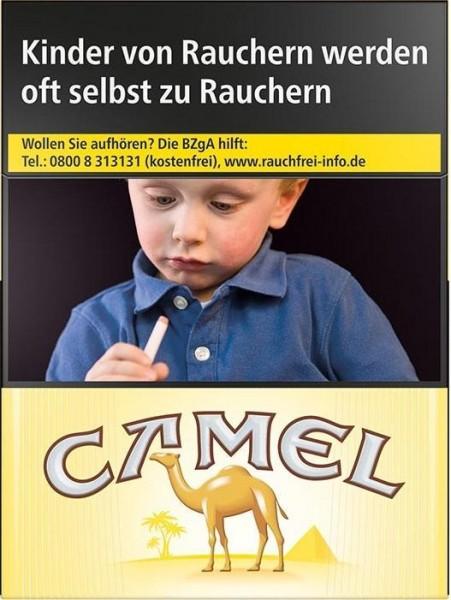 Camel Yellow XXL (Stange / 8x26 Zigaretten)