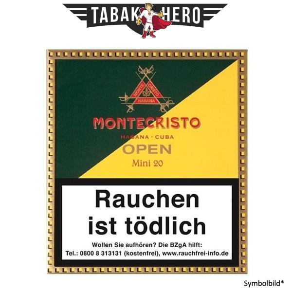 Montecristo Open Mini (5x20 Zigarillos)