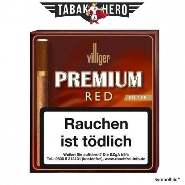 Villiger Premium Red Filter Van. (20 Zigarillos)
