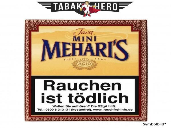 Meharis Mini Java (10x20 Zigarillos)