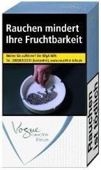 Vogue Caractere Bleue (Stange / 10x20 Zigaretten)