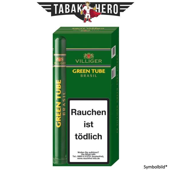 Villiger Green Tube Brasil (12 Zigarren)