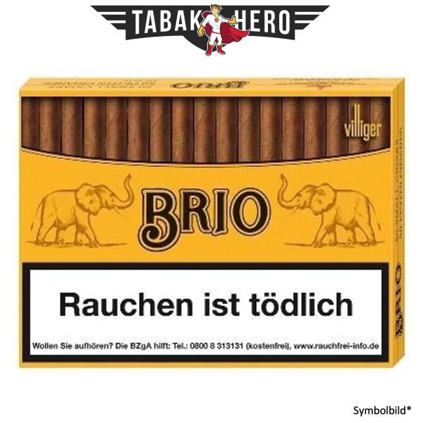 Villiger Brio (2x50 Zigarillos)