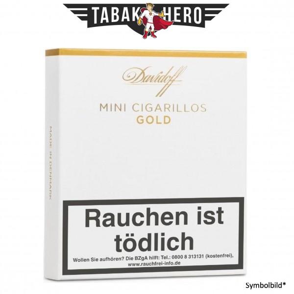 Davidoff Mini Gold (20 Zigarillos)
