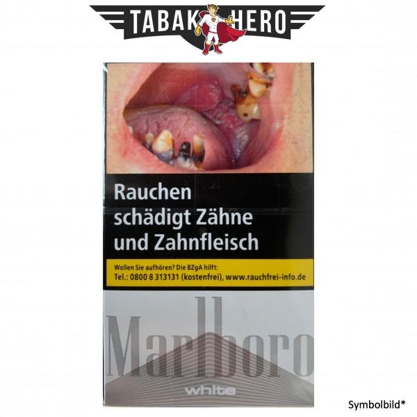 Marlboro White Box (ehm. Philip Morris White Zigaretten) (20 Stück)