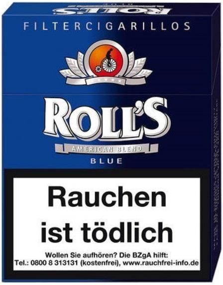 Rolls Exclusive Blue 23 (8 x 23 Zigarillos)