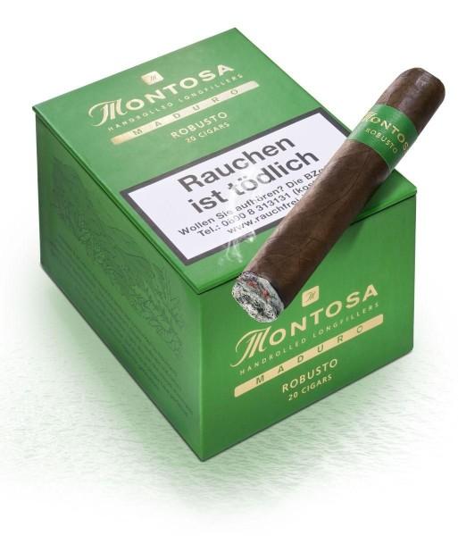 Montosa Maduro Robusto (20 Zigarren)