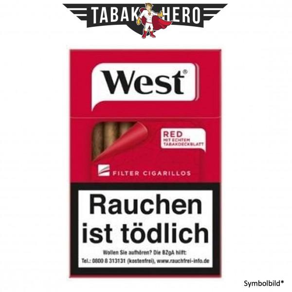 West Filter Cigarillos (17 Zigarillos)