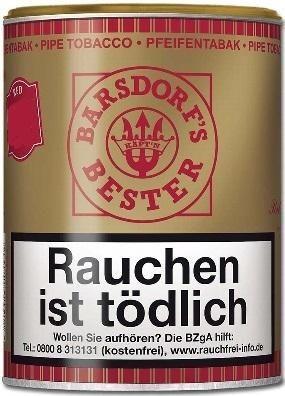 Käpt'n Barsdorf Bester Red (Cherry) Tabak 160g Dose (Pfeifentabak)