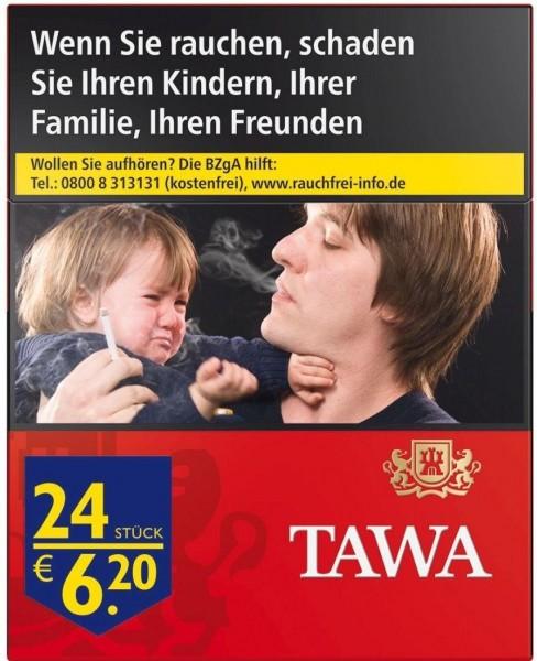 Tawa Red XL (Stange / 8x24 Zigaretten)