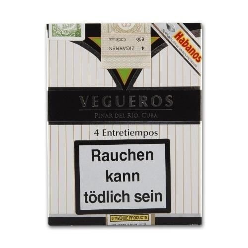 Vegueros Entretiempos (4 Zigarren)