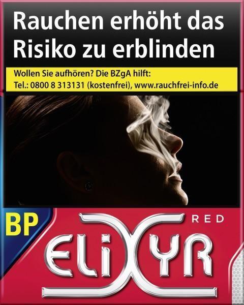 Elixyr Red (Stange / 8x22 Zigaretten)