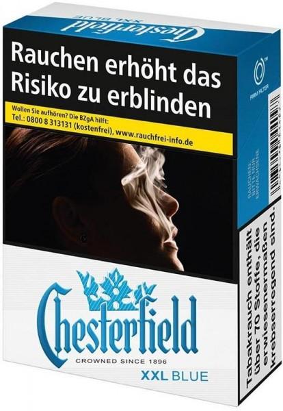 Chesterfield Blue (Stange / 8x26 Zigaretten)