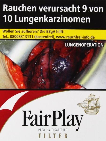 Fair Play FF Big (Stange / 8x22 Zigaretten)