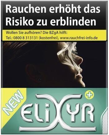 Elixyr+ Cig. XL (Stange / 8x23 Zigaretten)