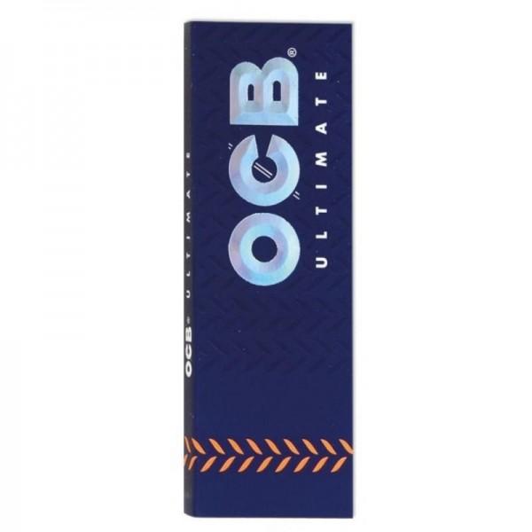 5 x 50 Blatt OCB Ultimate 1 1/4 Drehpapier/ Blättchen/ Zigarettenpapier