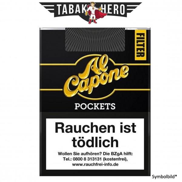 Al Capone Pockets Original Filter (10 Zigarillos)