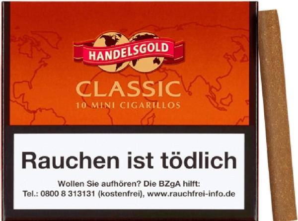 Handelsgold 268 Mini Classic (10x10 Zigarillos)